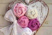 Corazones románticos