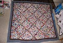 Quilts - Postage Stamp