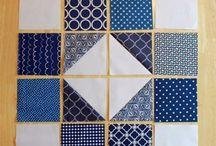 bloki patchworkowe tradycyjne i nowe