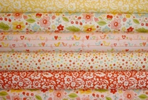 Fabric <3 / by Natalie Hicks