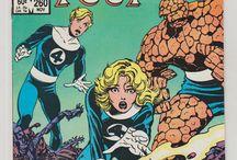 Marvel Comic Books - TeamVintageUSA