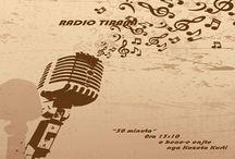 Emisione në Radio Tirana