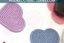 crochet valentines