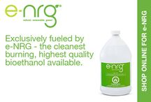 e-NRG Bioethanol / Fire up your ethanol fireplace with the highest quality,  cleanest burning bioethanol available. Visit https://e-nrg.com/