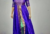 sarees dresses
