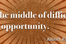 Opportunity  / Quotes about opportunities and chances. Created via ShoutMe! app http://appstore.com/shoutme