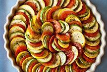 Veggie dishes / by Kim Urban