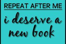 I LOVE BOOKS / Books I MUST read!