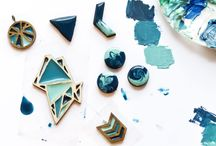 ..wood_fimo jewellery