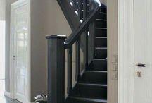 Malte trapper og dører