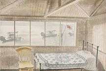 Eric William Ravilious (1903 – 1942)