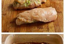 savoury / meats / stuffed