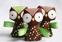 genaaide knuffel / sew toys