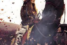 Hippie. Gypsy.