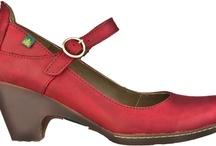 zapatos preferidos
