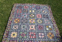 Friendship get well quilt