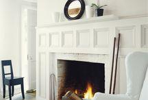 Fireplace / by Avani Dholakiya