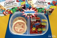 Reuben's super hero party food / Yummy!!