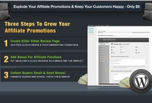 Useful and Cheap Wordpress Plugins / Useful wordpress plugins reaching that little bit further on functions to boost sales and traffic, and wordpress plugins to increase productivity and make the designer's life easier.