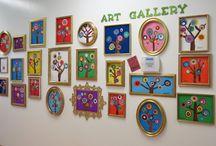 Children's art galery