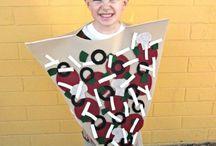 Karnevalove kostymy