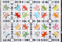 patchwork na ścianę
