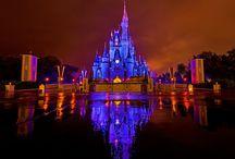 Disney Bucket List / by Stephanie Vermeer
