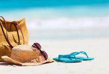 Summer on the beach / En été fait ce qu'il te plait !! Sea and sun