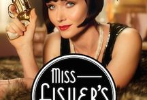 miss fishers murder mysteries / by Bay Wolf