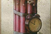 Pawel Kuczynski / 폴란드의 대표적인 풍자화가들 중 한 명. 그의 작품이 나올 때마다 큰 논란이 된다.
