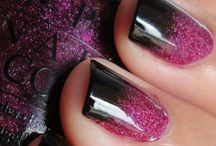 N@¡l$ / Cutest nails! ♥♥:BK / by BRIANNA KEELING