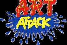 Art attack