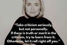 Hillary Rodham Clinton❤