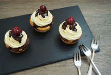 """Muffins & Cupcakes / Hier findet man tolle Rezepte von Muffins und Cupcakes nach """"Ofenliebes Art"""""""