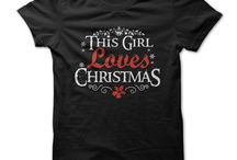love christmas-t-shirt