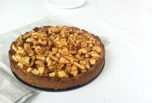 Gezonde(re) taart/snacks