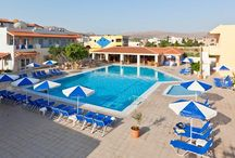 Lavris Hotel and Bungalows, 4 Stars luxury hotel in Gouves, Offers, Reviews