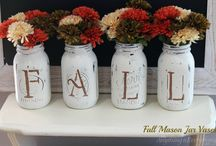 Fall decoration / Fall decoration ideas