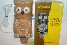 The Owl / The retired Owl Clock