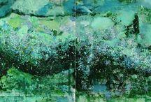 HJ Kim Paintings