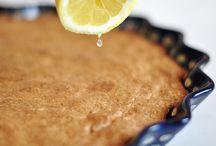 Eat desserts first - treybake