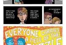 inspirational comic