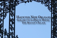Haunted Houses / Ghost stories and photos from around New Orleans