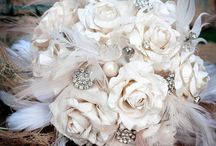 Bouquets / Stunning bridal and bridesmaid's bouquets to get inspired by. Your favorite flowers, brooches, colors and style all get included in the wedding bouquets.