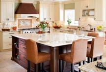 Kitchens / by Tressa Schumacher