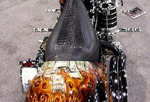 Motorcykler / Motorcykler