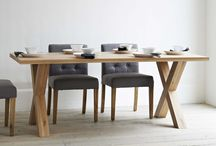 Kitchen table / Contemporary rural kitchen table