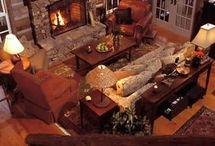 fireplace / by Ellen Bingham