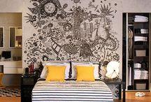 Inspirações para meu quarto.....