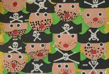 Projets de classe : pirates
